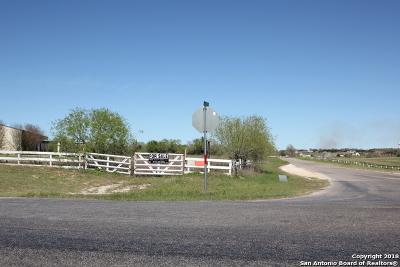 La Vernia Residential Lots & Land For Sale: 13374 Fm 539