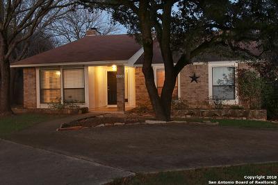 San Antonio Single Family Home New: 8102 Timber Grove