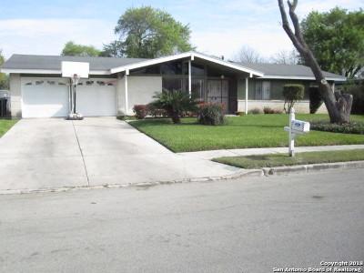 San Antonio Single Family Home New: 7459 Meadow Breeze Dr