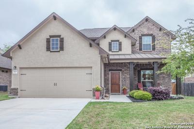 Schertz Single Family Home For Sale: 2404 Mesa Park