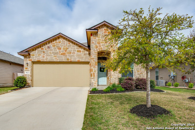 San Antonio Single Family Home New: 8423 Sandy Meadows