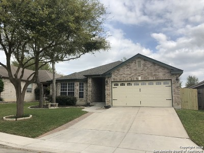 San Antonio Single Family Home New: 5426 Stormy Autumn