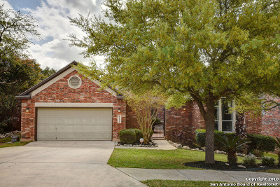 Helotes Single Family Home For Sale: 8614 Mantano Ridge