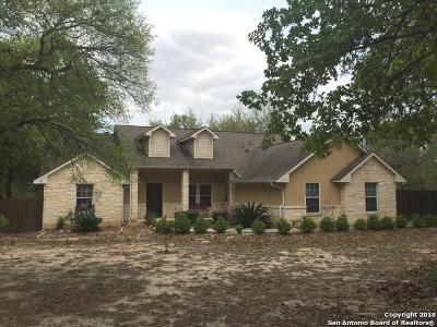 Single Family Home New: 415 Savannah Heights