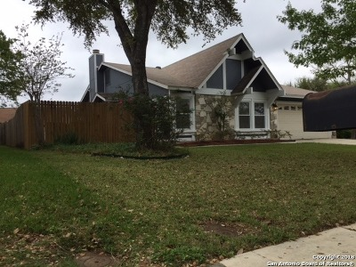 Single Family Home New: 6710 Country Breeze