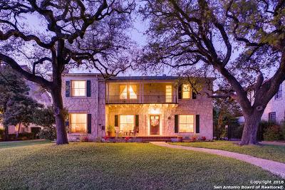 San Antonio TX Single Family Home New: $450,000