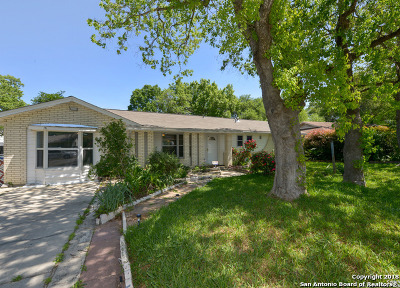 San Antonio Single Family Home New: 1214 Kenrock St
