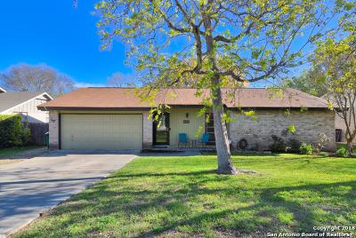 San Antonio TX Single Family Home New: $169,000