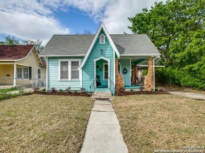 San Antonio TX Single Family Home New: $164,500