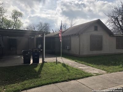 San Antonio TX Single Family Home New: $120,000