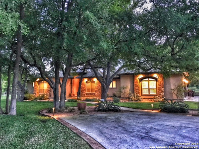 Helotes Single Family Home Price Change: 411 Private Road 1706