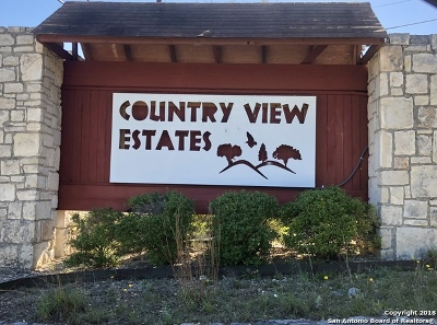 Helotes Residential Lots & Land For Sale: 21375 County Road 174