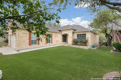 San Antonio Single Family Home Active RFR: 12419 Cascade Hills