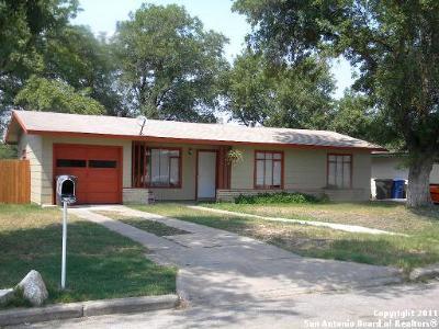 San Antonio TX Single Family Home New: $112,000