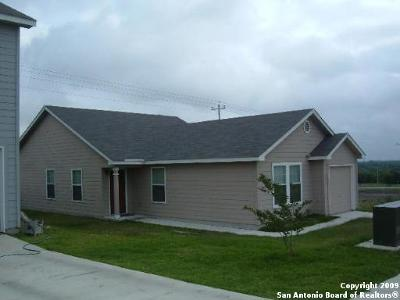 Cibolo Single Family Home New: 272 Willow View