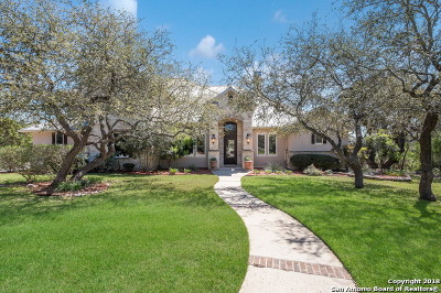 San Antonio Single Family Home New: 4050 Fossil Forest