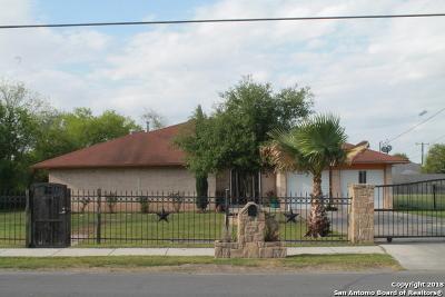 San Antonio Single Family Home Back on Market: 1115 W Villaret Blvd
