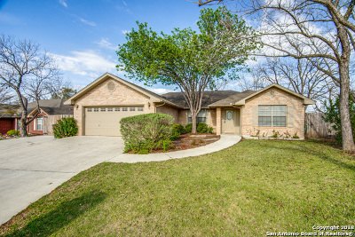 New Braunfels Single Family Home New: 1241 Camellia Ln