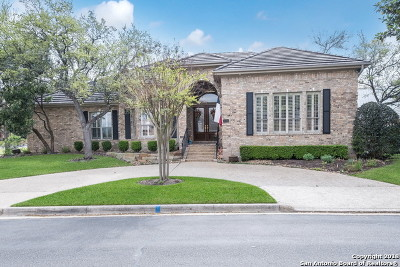 San Antonio Single Family Home New: 136 Westcourt Ln