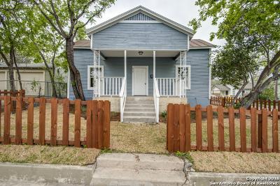 San Antonio Single Family Home New: 414 S Pine