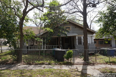 San Antonio Single Family Home New: 1100 W Mulberry Ave