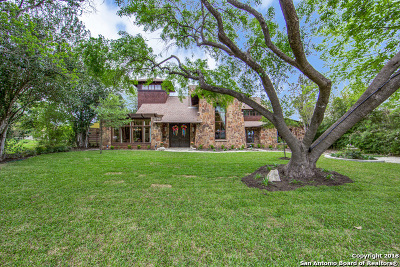 San Antonio TX Single Family Home New: $819,900