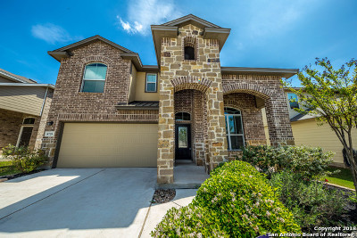 San Antonio Single Family Home New: 8728 Emerald Sky Dr