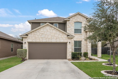 San Antonio Single Family Home New: 4359 Anson Jones