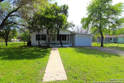 San Antonio Single Family Home New: 4250 Chandler