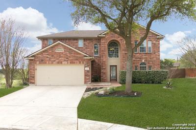 San Antonio Single Family Home Price Change: 1103 El Risco