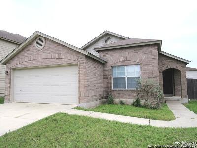 San Antonio Single Family Home New: 4919 Arizona Bay