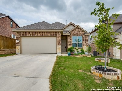 San Antonio Single Family Home New: 2566 Golden Rain