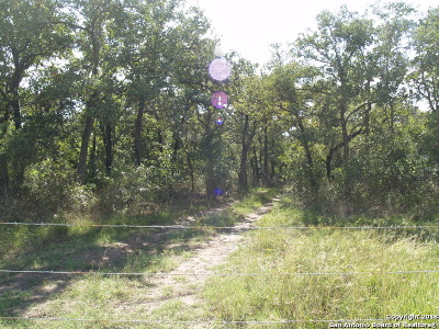 Guadalupe County Residential Lots & Land Back on Market: Lot 5 Cross Rd