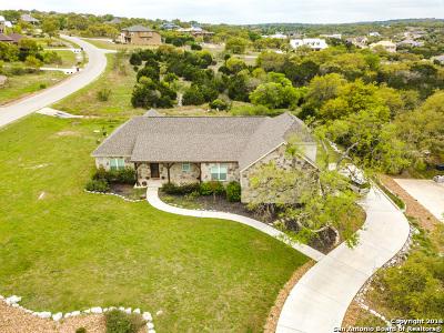 Comal County Single Family Home For Sale: 1605 Angolo