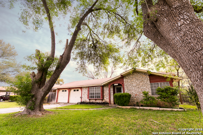 San Antonio TX Single Family Home Back on Market: $144,500