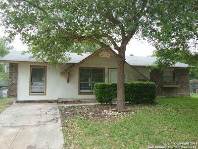 Single Family Home For Sale: 8210 Glen Fox