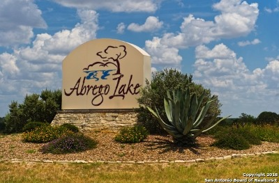 Floresville Residential Lots & Land Active RFR: 368 Abrego Lake Dr