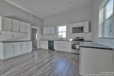 San Antonio Single Family Home Price Change: 202 Toledo St
