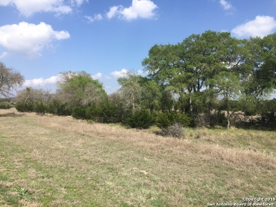 Pipe Creek Residential Lots & Land For Sale: Lot 16 Cielo Rio Dr