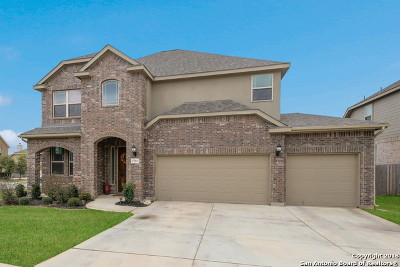 Boerne Single Family Home Back on Market: 27203 Cozy Pass