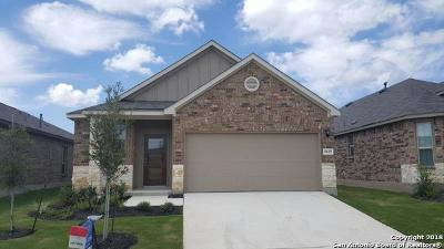 Helotes Single Family Home For Sale: 9615 Bricewood Oak