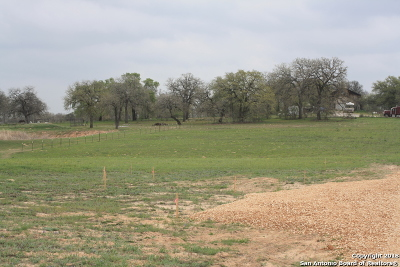 La Vernia Residential Lots & Land For Sale: 1417 Country Hills Dr