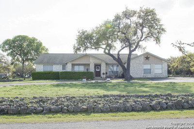 Boerne Single Family Home Back on Market: 301 Ranger Dr