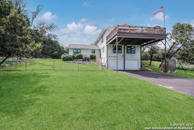 Canyon Lake Single Family Home Active Option: 479 Bald Eagle