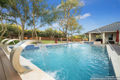 San Antonio Single Family Home For Sale: 19706 Messina