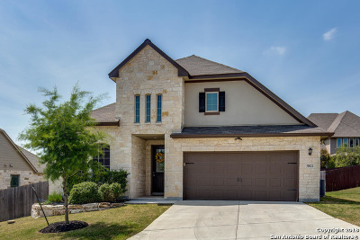 San Antonio TX Single Family Home Sold: $285,000
