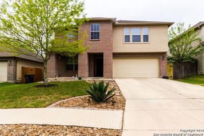 San Antonio Single Family Home Back on Market: 16735 Basin Oak