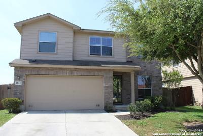 San Antonio TX Single Family Home Back on Market: $190,000