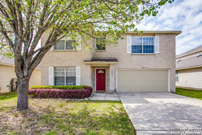 San Antonio Single Family Home Back on Market: 20811 Liatris Ln