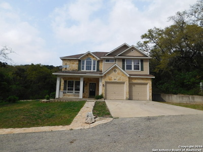 Helotes Single Family Home Price Change: 17132 Bandera Rd